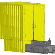 Movex Track-O Option Mini Container