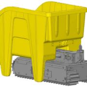 Movex Track-O Option Müllkipper