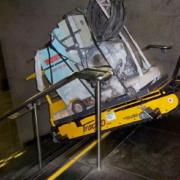 Movex modulares Treppensteiger Raupensystem Track-O 75