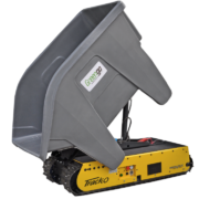 Movex modulares Treppensteiger Raupensystem Track-O Twin-Track 66 - Greengo - Wastecontainer