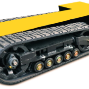 Movex modulares All-Terrain Raupensystem Track-O Heavy Duty