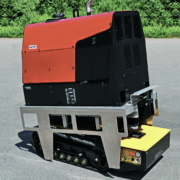 Movex modulares All-Terrain Raupensystem Track-O Heavy Duty - Asphalt Container Option