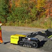 Track-O Minidozer M-27