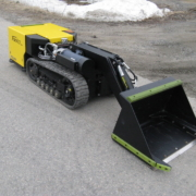 Track-O Minidozer M-27 - Elongated Arm