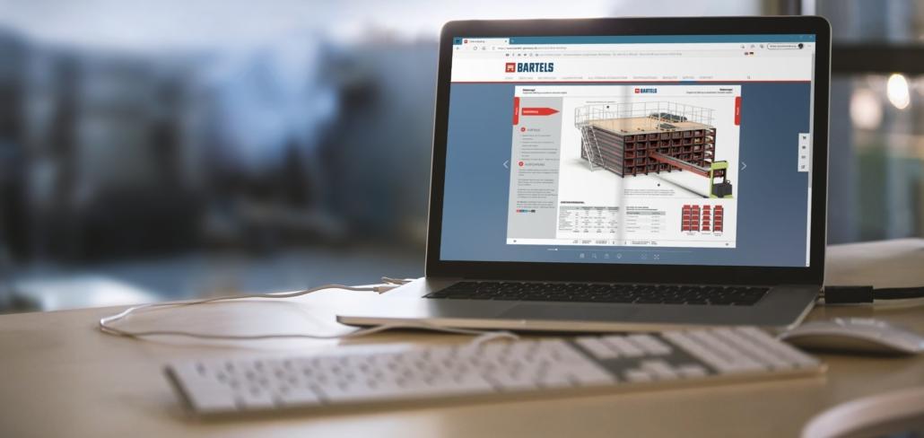 Bartels Online Katalog