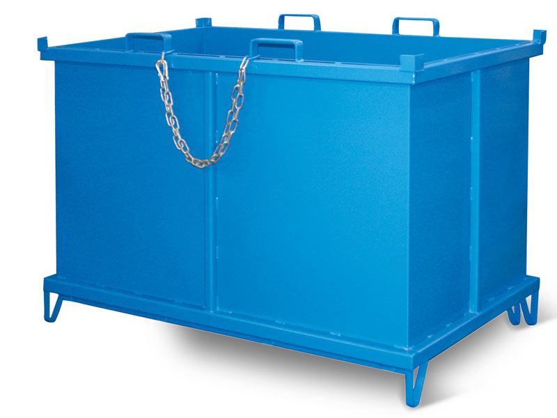 Klappbodenbehälter, verstärkte Ausführung