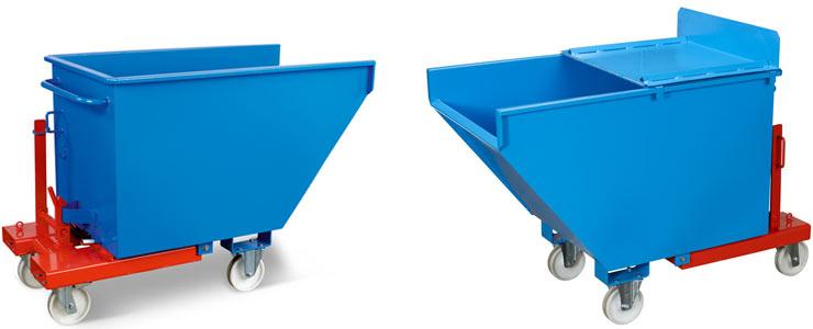 Bartels Kompaktkippbehälter