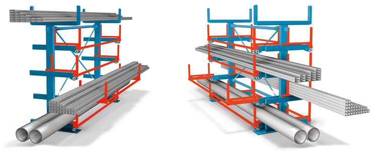 Pictures of Raw Material Storage Racks  sc 1 st  Storage Racks & Storage Racks: Raw Material Storage Racks