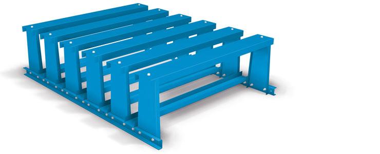 Bartels Flat pallet rack TR