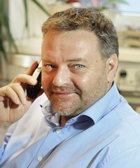 Marc Meyer - Vertriebsberater Transportgeräte